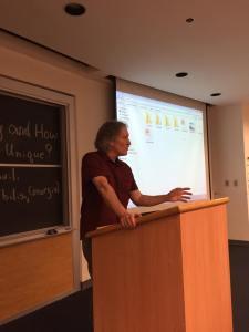 Professor Ori Soltes